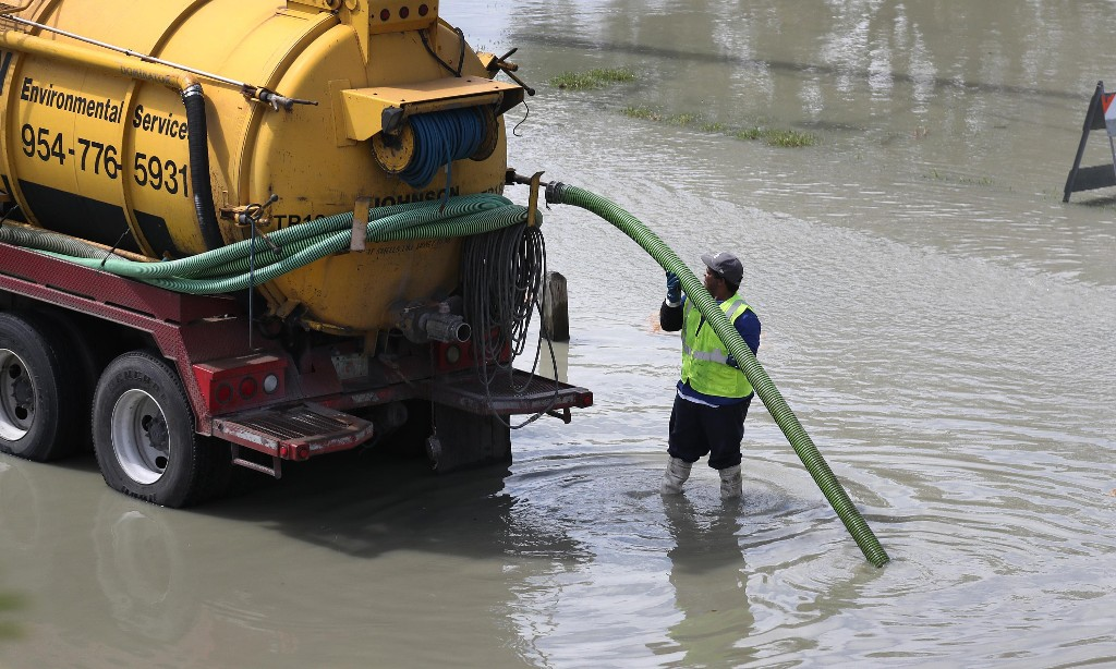 Florida sewage spills expected to worsen due to ageing infrastructure