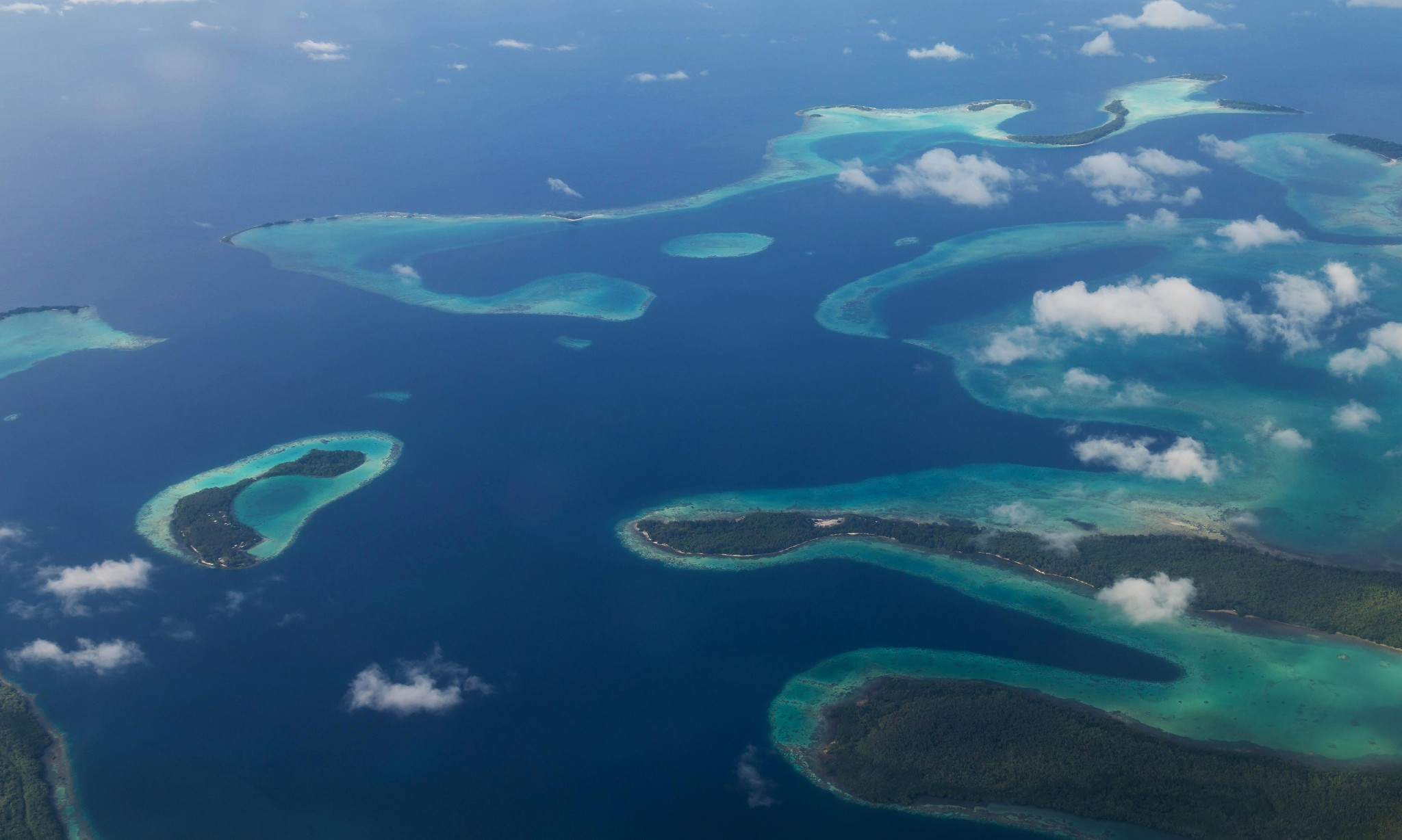 Headlines 'exaggerated' climate link to sinking of Pacific islands