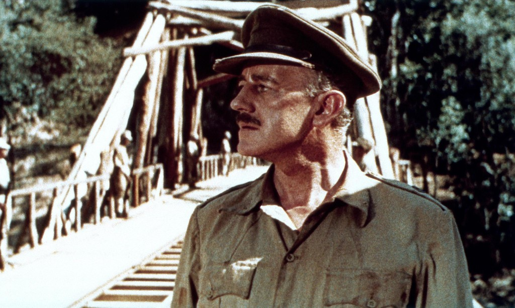 Letters reveal British objections to plot of Bridge on the River Kwai