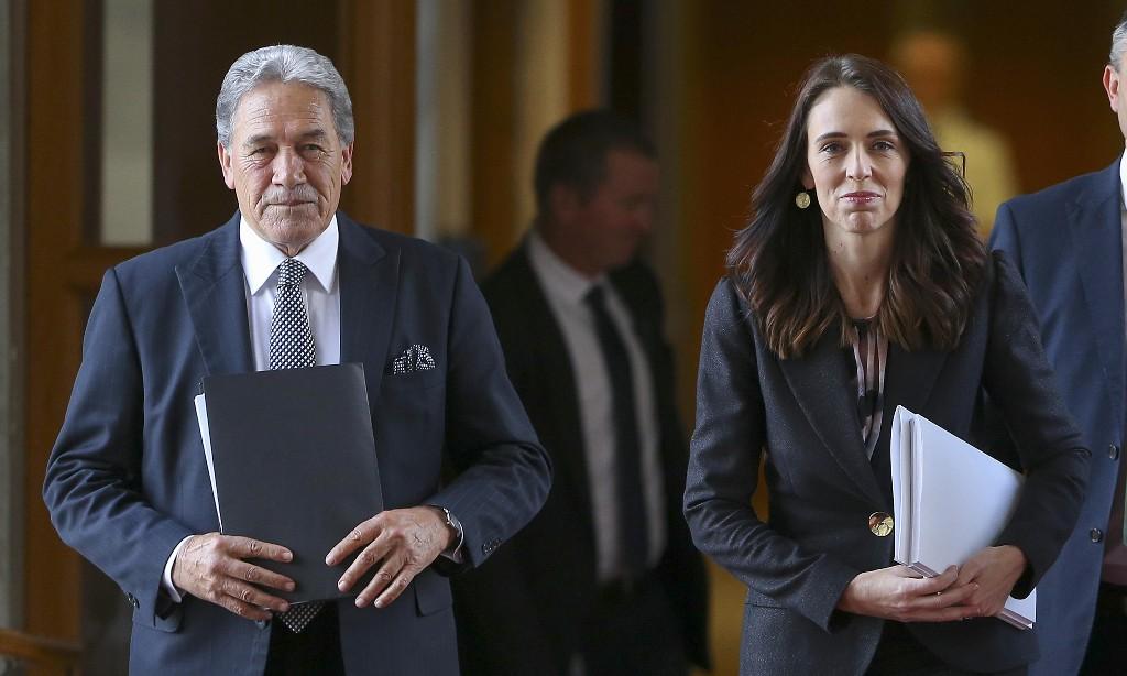 New Zealand deputy PM breaks ranks to urge Ardern to lift Covid-19 lockdown