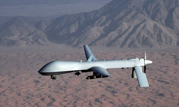 US drone attack kills at least five Taliban fighters in Pakistan – report