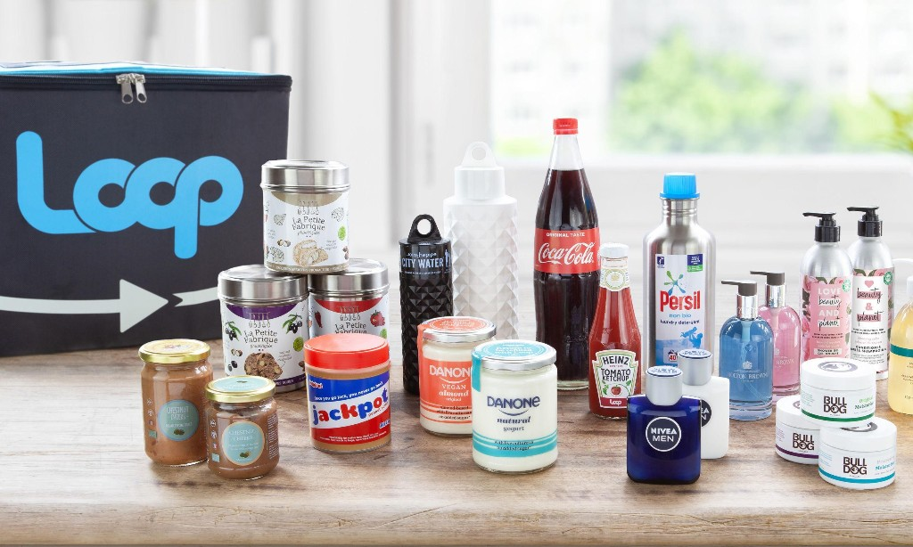 UK launches first online service for groceries in reusable packing