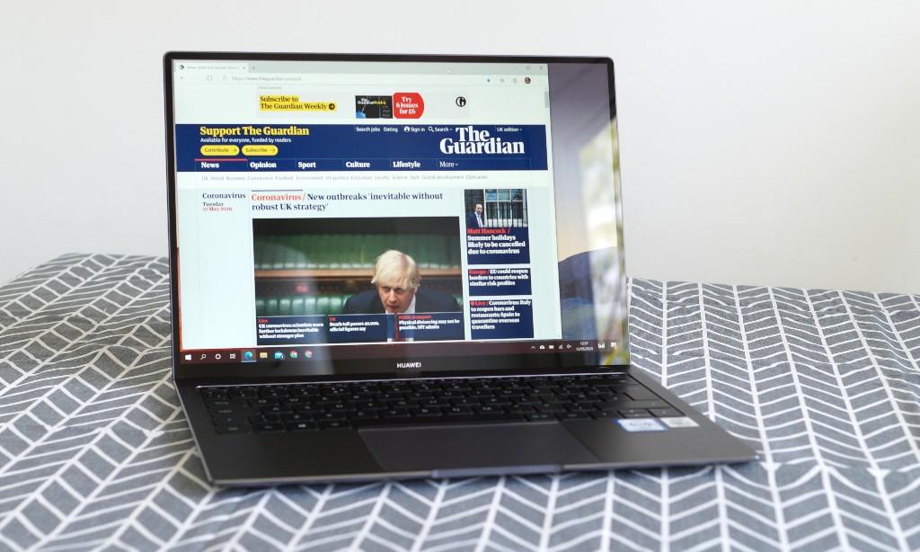 Huawei MateBook X Pro review: Windows 10's MacBook Pro rival