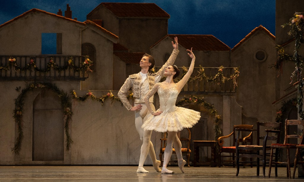Royal Ballet announces October comeback with more than 70 dancers