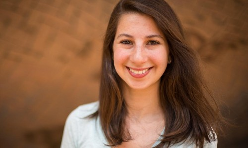 Katie Bouman: the 29-year-old whose work led to first black hole photo