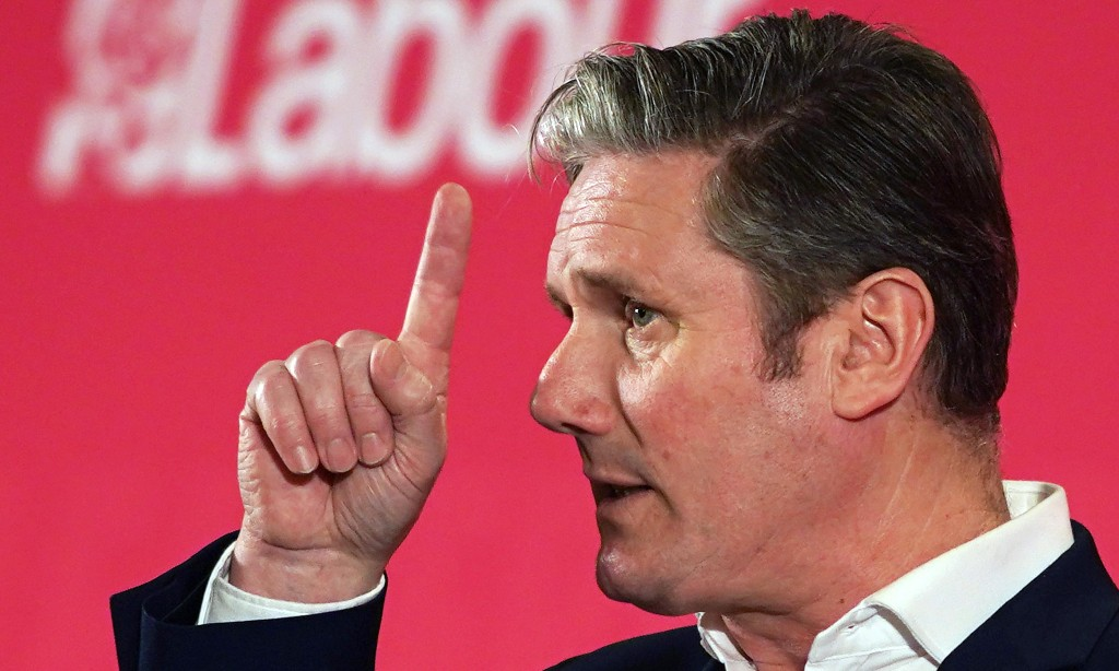 Labour gives Keir Starmer strong mandate to face battles ahead
