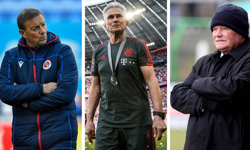 Which managers have had the longest breaks between spells at a club?