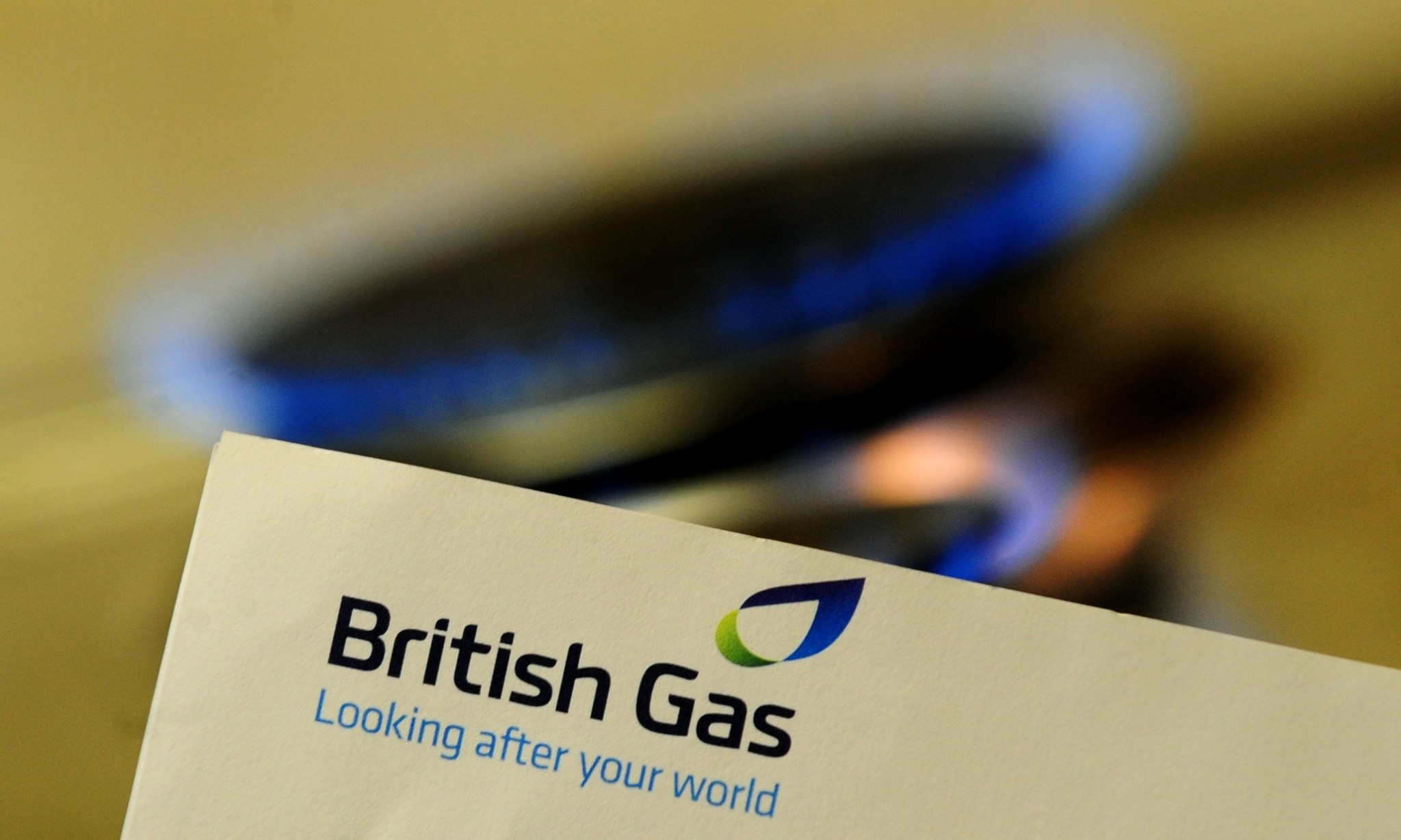 Centrica slashes dividend after annual profit falls