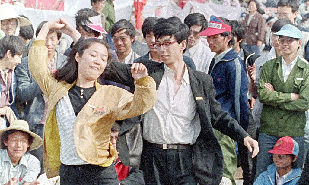 Tiananmen Square witnesses remember an air of celebration, and then 'Orwellian silence'