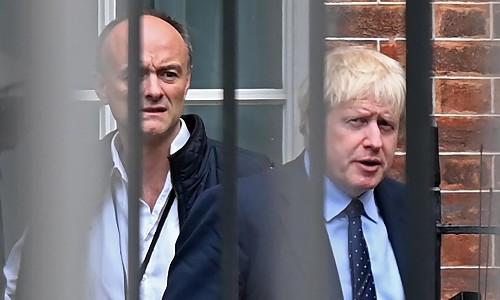 Boris Johnson fails to bring Tories sunshine in excruciating PMQs