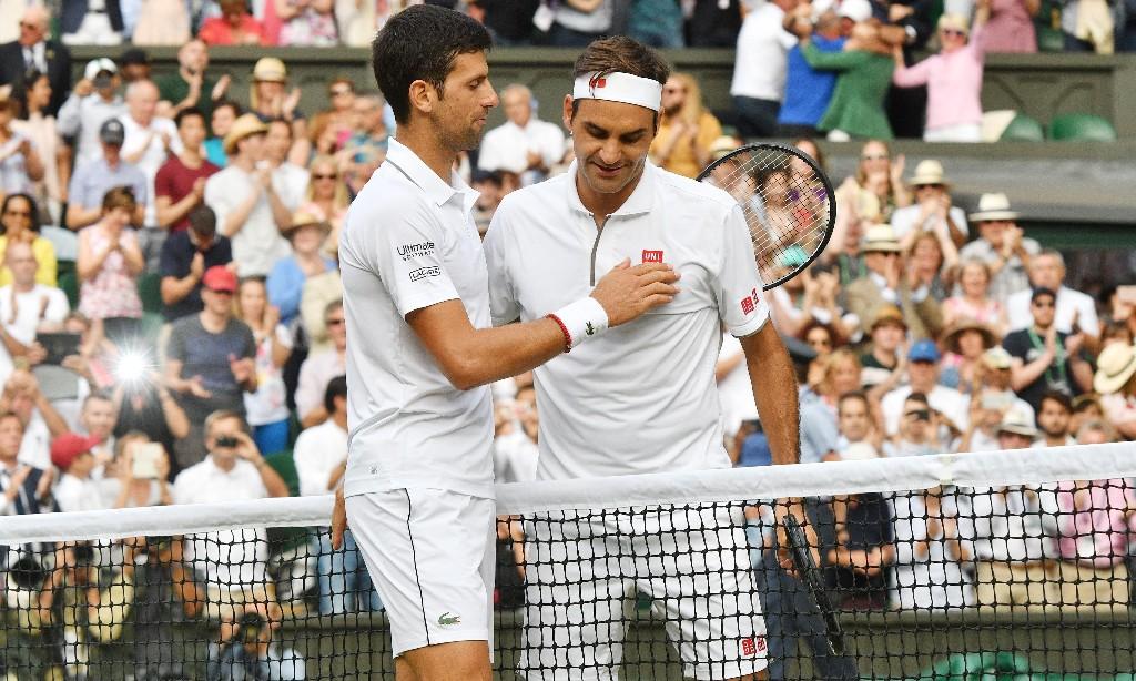 Djokovic has time on his side as he eyes Federer's grand slam haul