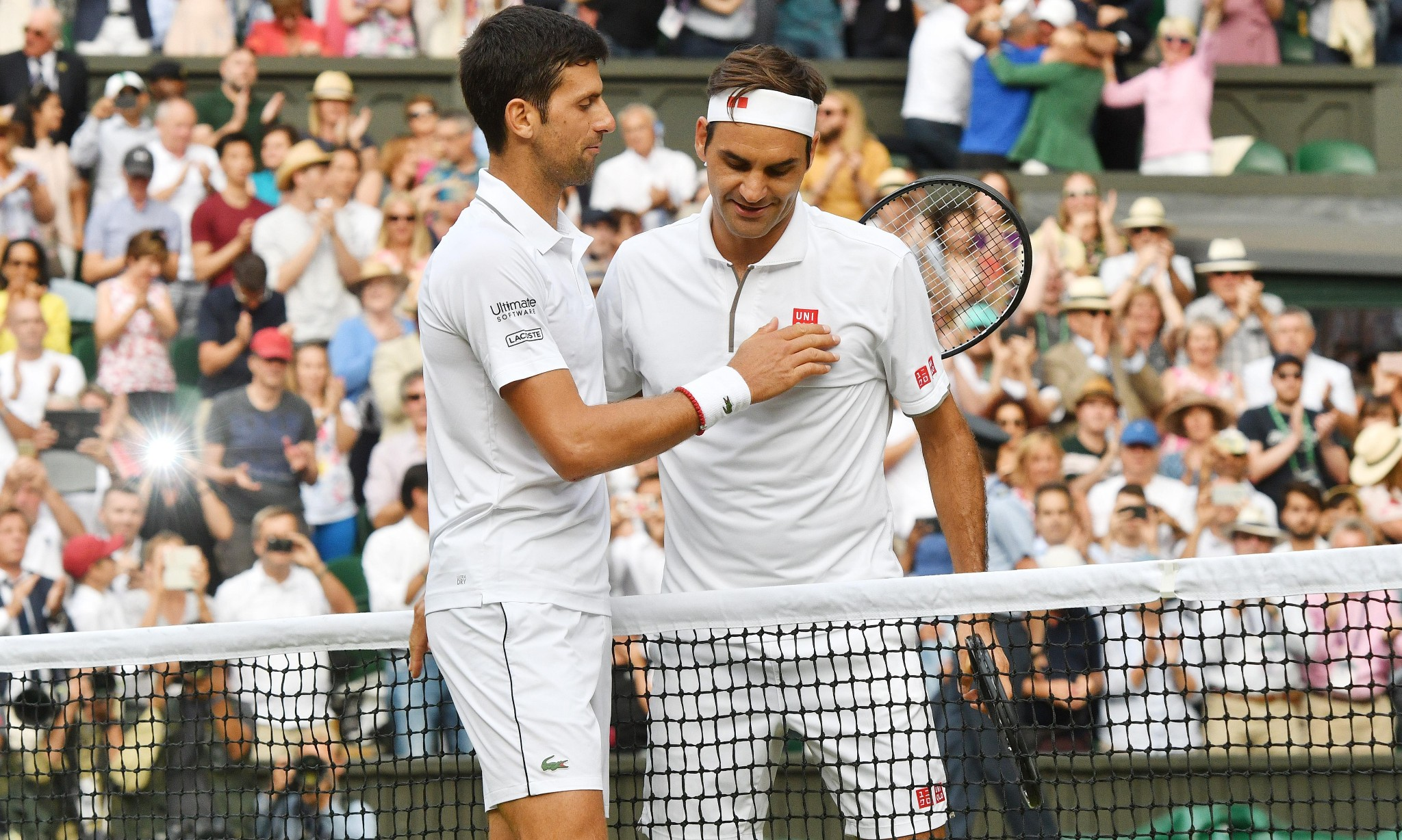 What a Wild Wimbledon