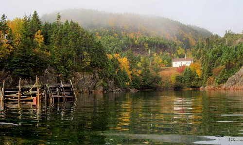 Canada: lights to go out on tiny remote island as locals agree to resettle