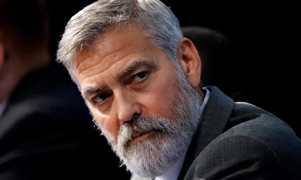 George Clooney on George Floyd killing: racism is America's pandemic