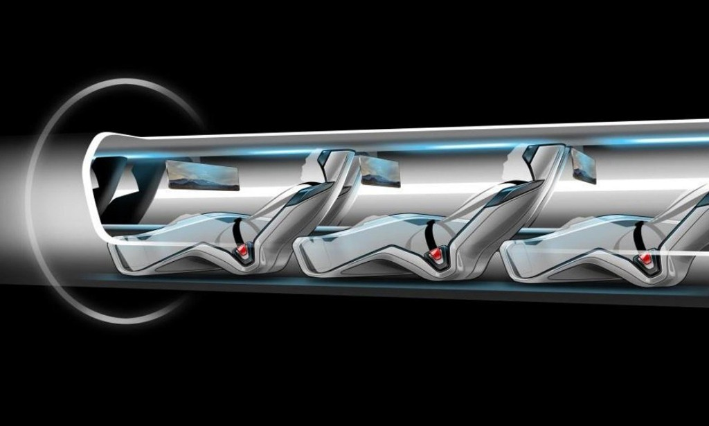 Amsterdam to Paris in 90 minutes? Dutch tout hyperloop as future of travel