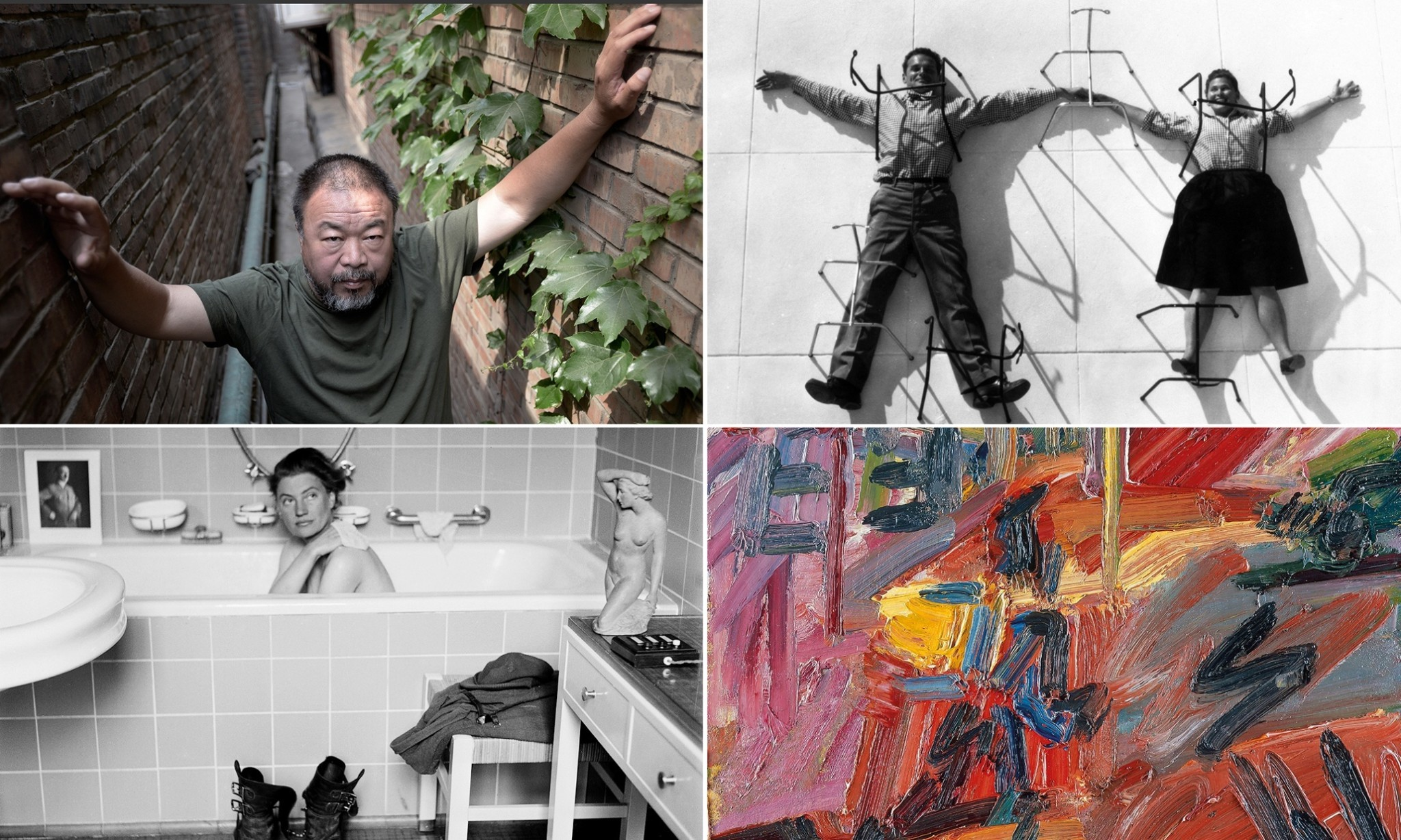 Art, design and architecture: what to see in autumn 2015