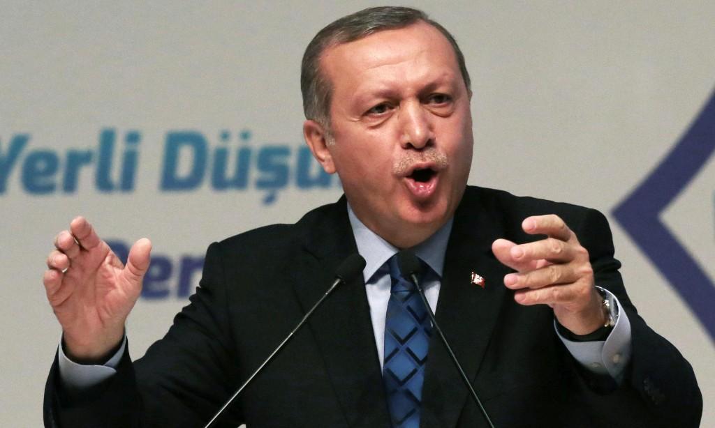 tukey erdogan - Magazine cover