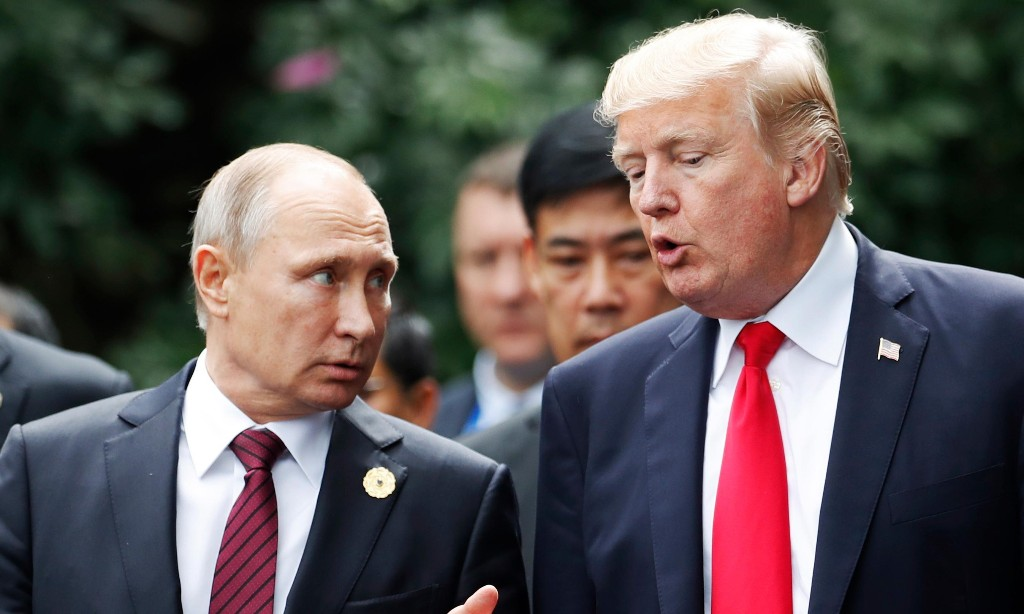 Masha Gessen: 'I never thought I'd say it, but Trump is worse than Putin'