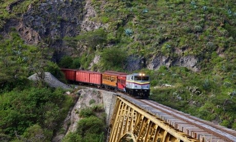 10 spectacular rail journeys … that you've probably never heard of