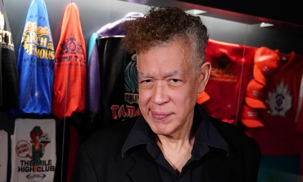 Andres Serrano: 'Some people bristle when they hear my name'