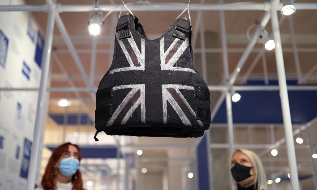 Stormzy vest and 3D Covid virus among Designs of the Year nominees