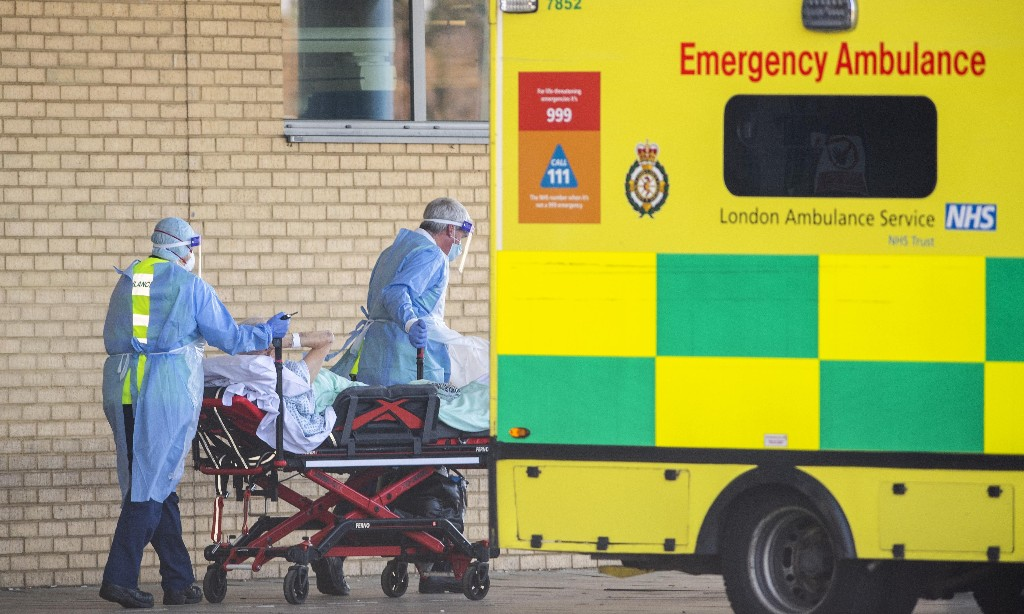 Excess UK deaths in Covid-19 outbreak approach 60,000