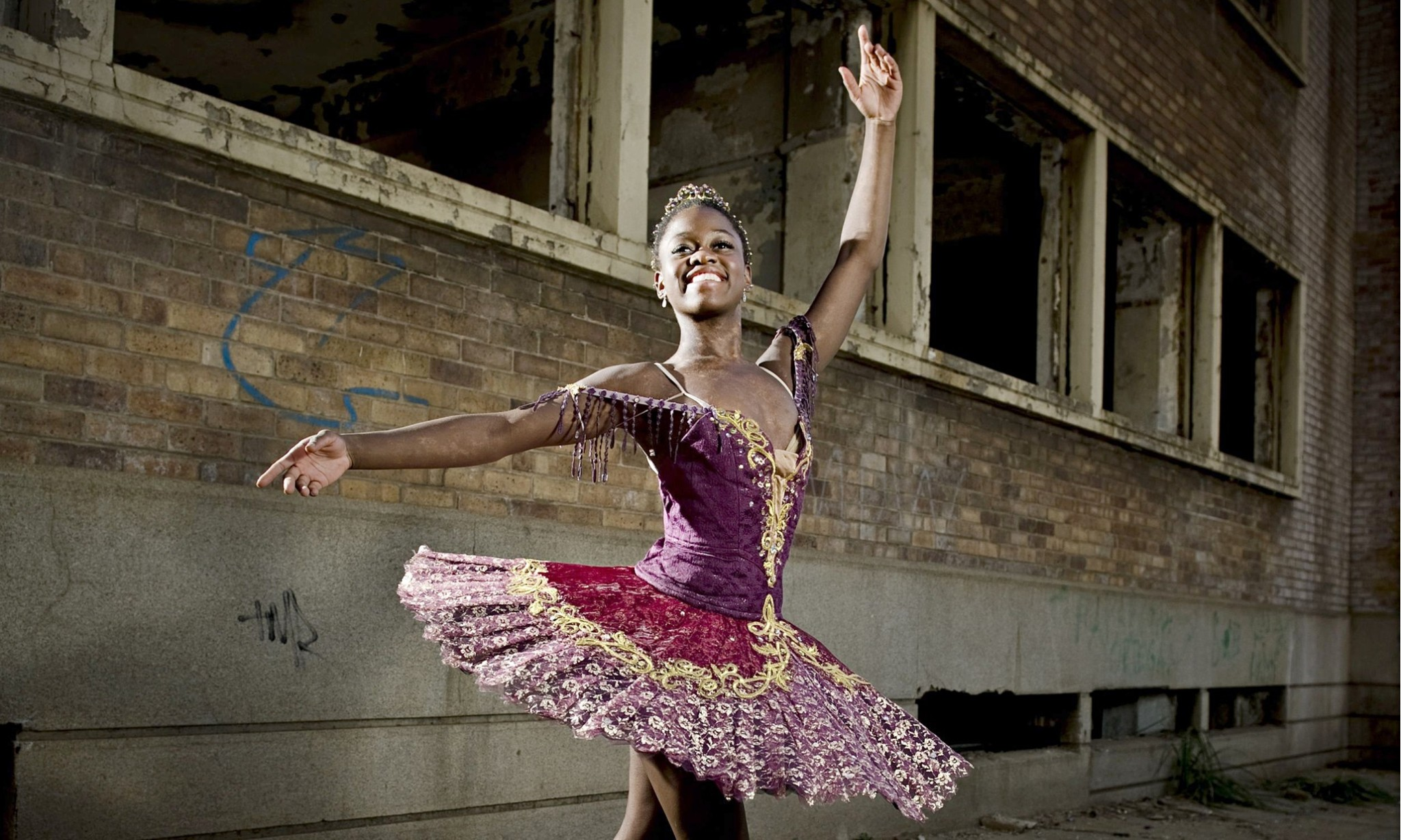 Michaela DePrince: 'There are practically no black dancers in ballet, so I need to speak out'