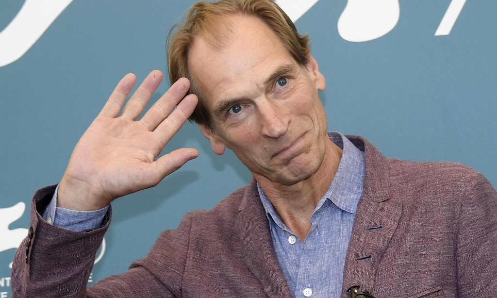 Julian Sands: 'My worst job? Father Christmas at a department store'