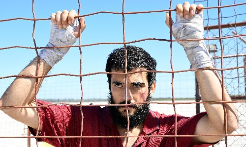 Below review – Fight Club meets Australian immigration detention in jumbled black comedy
