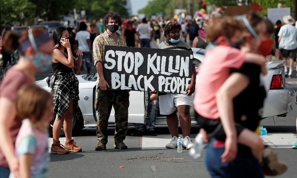 George Floyd killing: what sparked the protests – and what has been the response?