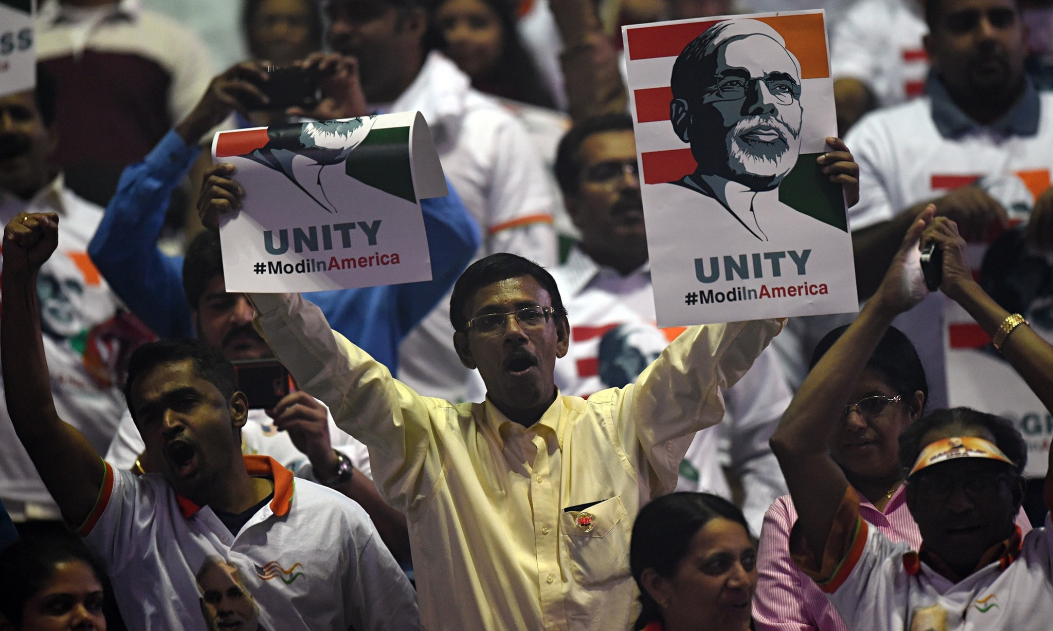 Narendra Modi urges the Indian diaspora to become an extension of foreign policy