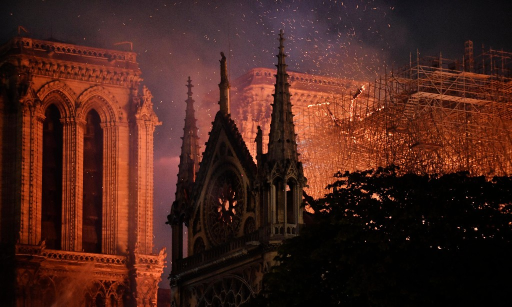 Notre Dame cover image