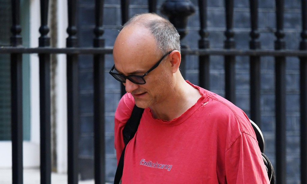 MPs ask No 10 to clarify Dominic Cummings role in defence review