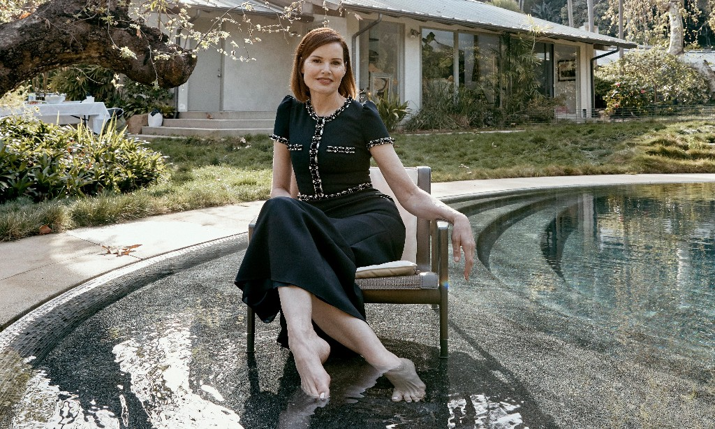 Geena Davis: 'As soon as I hit 40, I fell off the cliff. I really did'