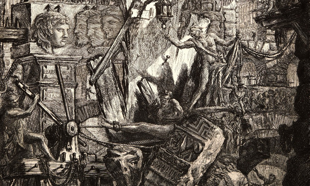 Piranesi by Susanna Clarke review – an elegant study in solitude