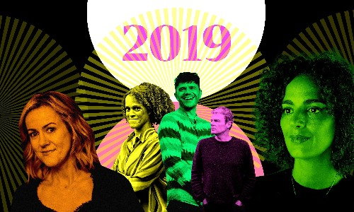 The best books of 2019 – picked by the year's best writers