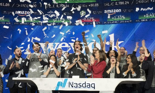 WeWork's business model makes as much sense as the startup that charged $27 for $20 in change