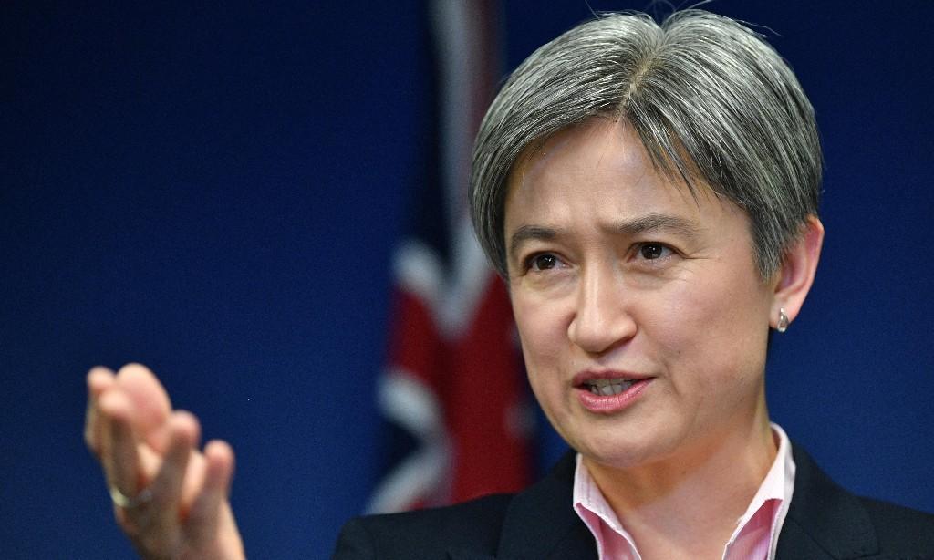 Penny Wong says coronavirus catastrophe fuelling 'a macho strain of nationalism'