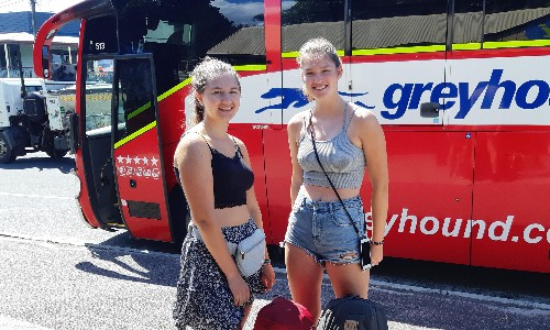 Last bus to Byron: service cancelled as towns urge backpackers to stay away amid coronavirus