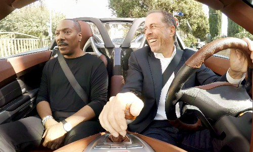 Comedians in Cars Getting Coffee: how Netflix totalled Seinfeld's star vehicle
