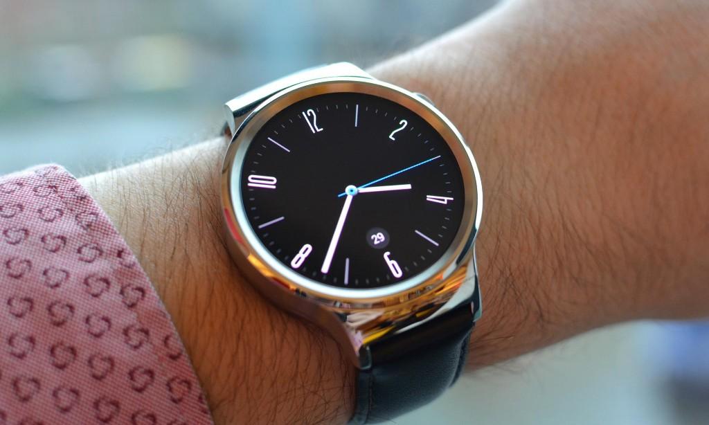 phones & smart watch - Magazine cover