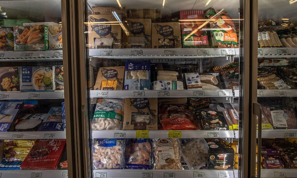 Live coronavirus found on frozen food packaging in China