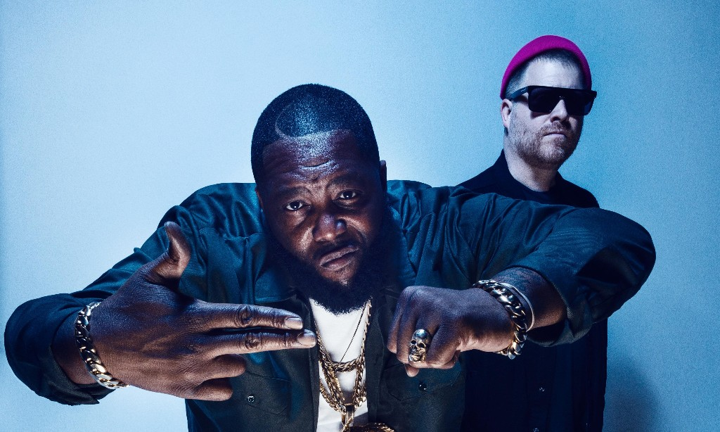 Run the Jewels: 'I want the oppressors to know they haven't created complete hopelessness'