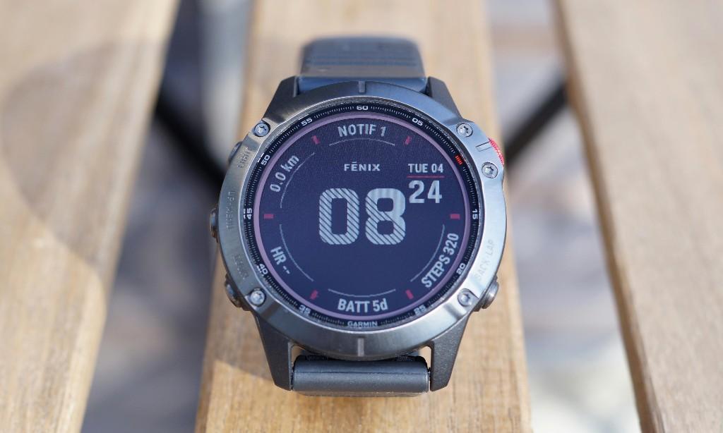 Garmin Fenix 6 Pro Solar review: the solar-powered super watch
