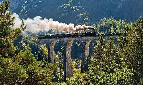 France by train: Paris-Bordeaux-Provence round trip