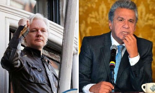 'Rude, ungrateful and meddling': why Ecuador turned on Assange