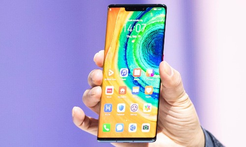 Huawei forced to launch Mate 30 phone without Google apps