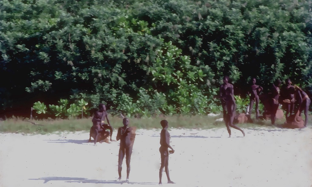 Sentinel Island: calls to leave body of American killed by tribespeople
