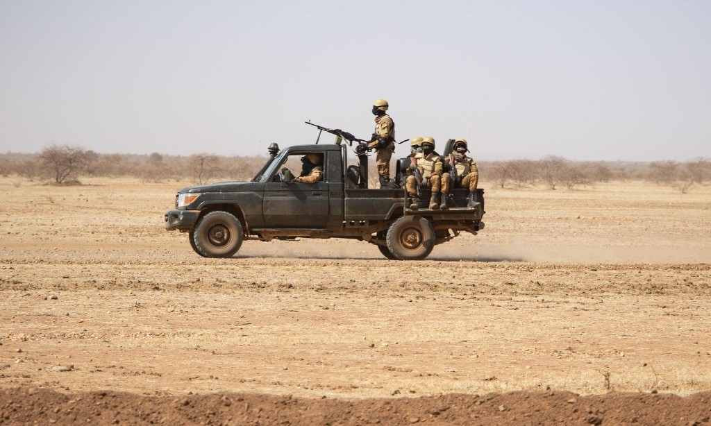 At least 180 civilians killed in Burkina Faso town, says rights group