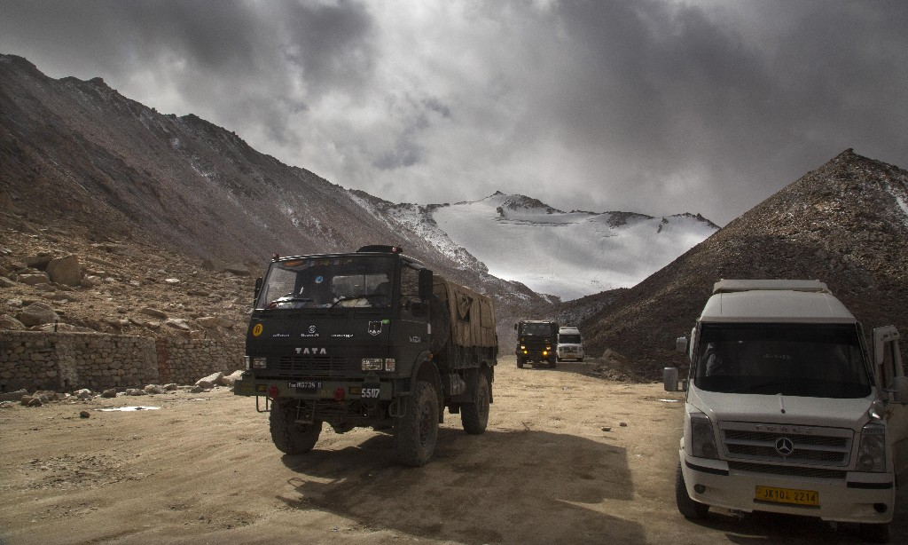 China and India move troops as border tensions escalate